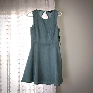 Lulu's Blue Backless Mini Dress - Never Worn